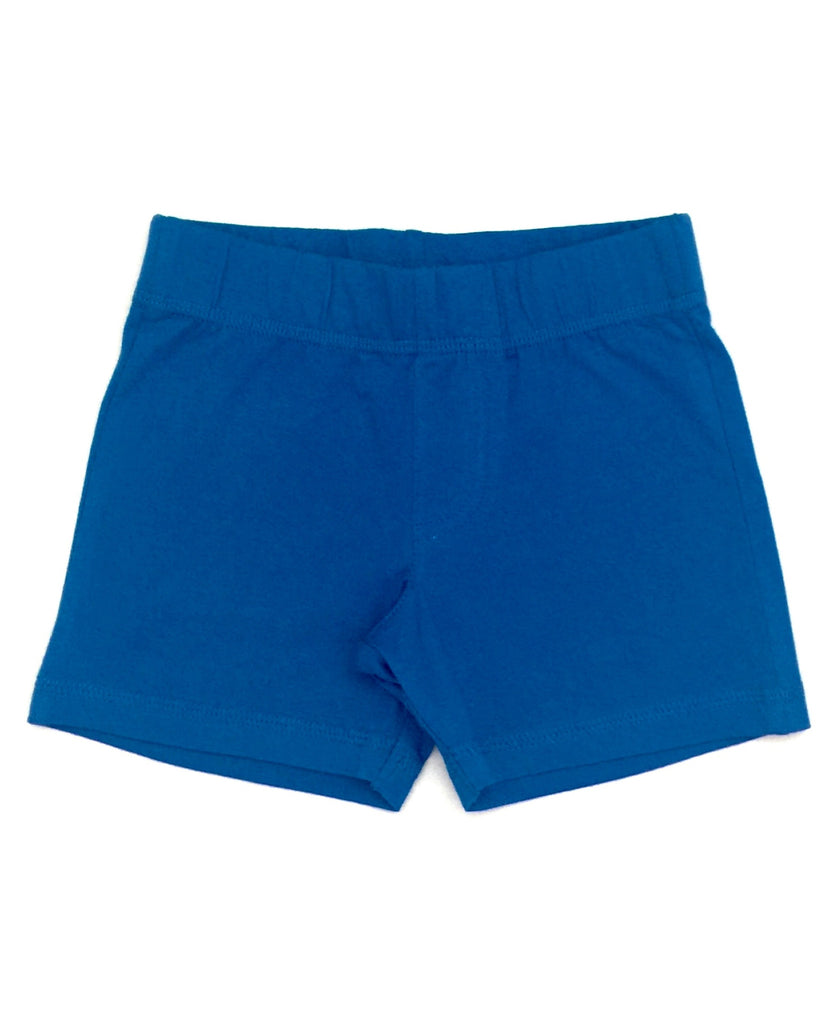More Than A Fling blue shorts