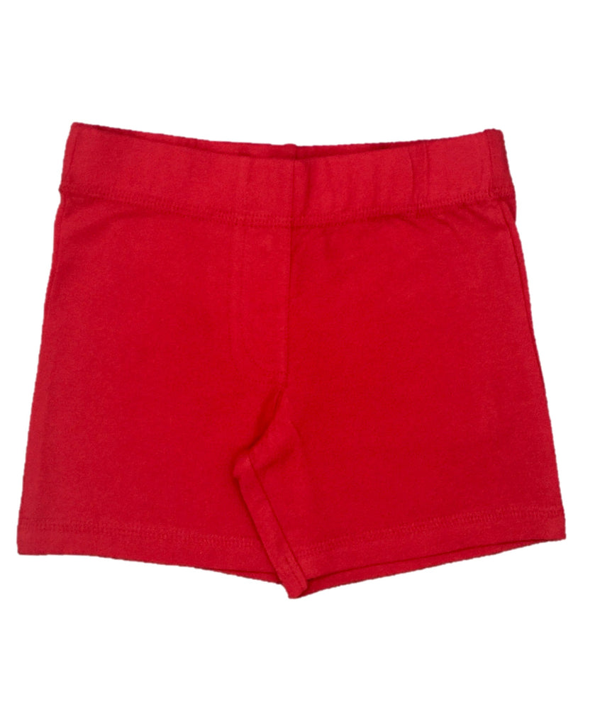More Than A Fling red shorts