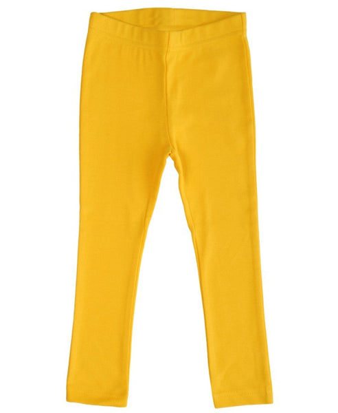 DUNS Sweden yellow leggings