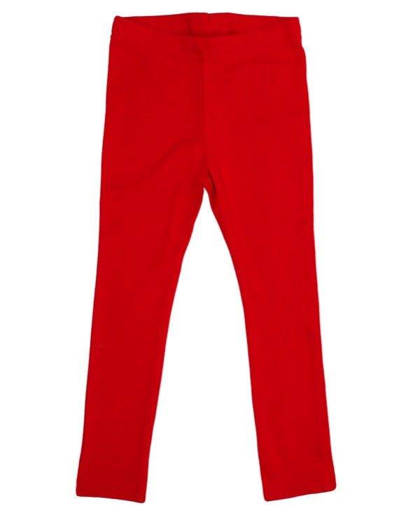 DUNS Sweden red leggings