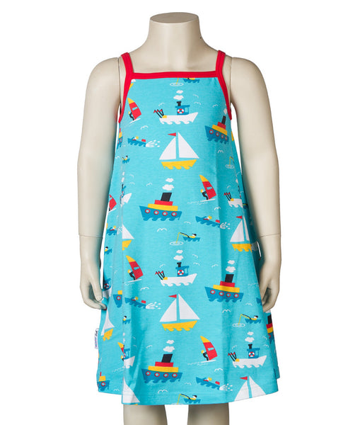 JNY Design On the Sea sun dress