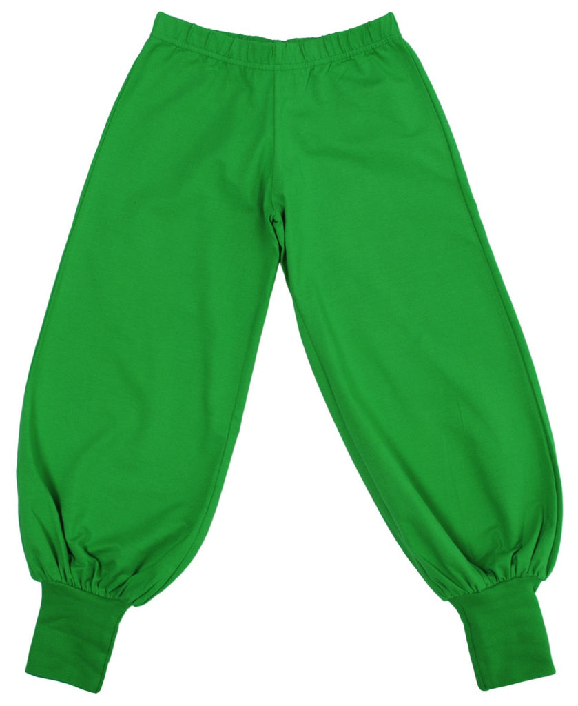 More Than a Fling green trousers