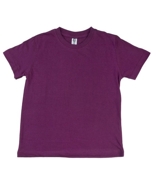 Zee Spot yummy berry purple t-shirt