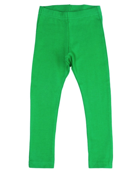 DUNS Sweden green leggings