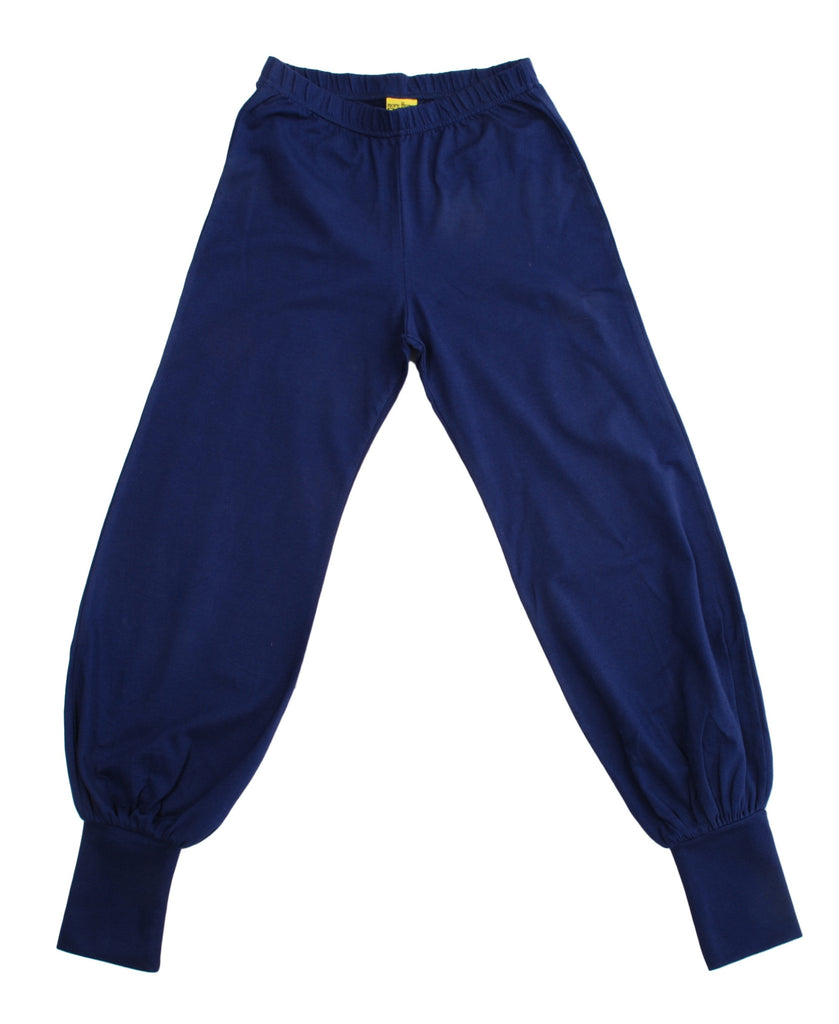 More Than A Fling navy blue trousers
