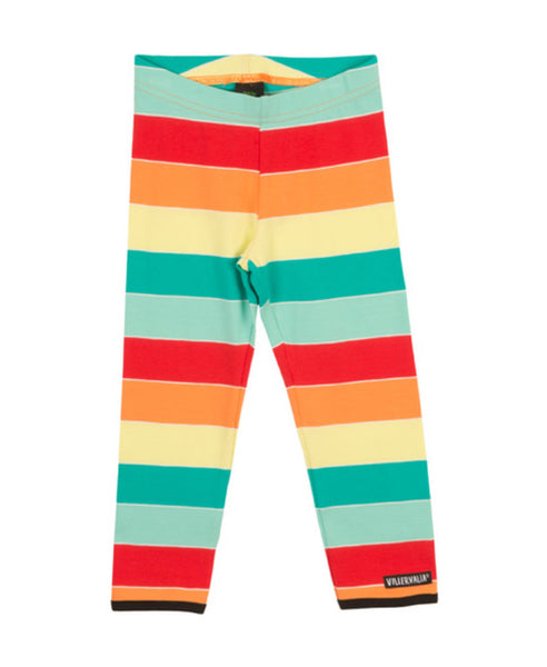 Villervalla multicolour Monaco stripe leggings