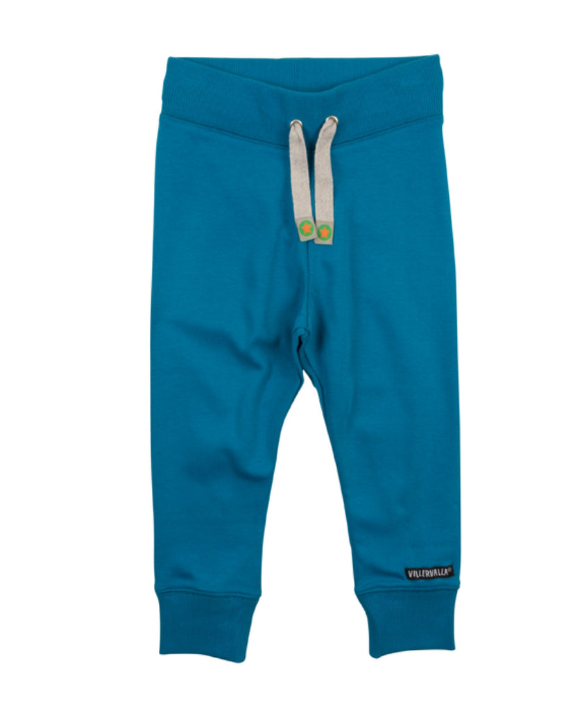 Villervalla pacific blue jogging pants