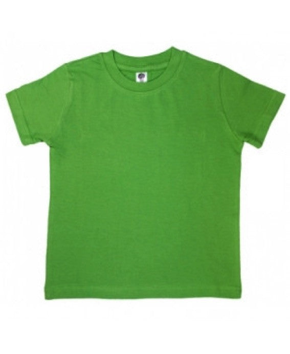 Zee Spot forest green t-shirt