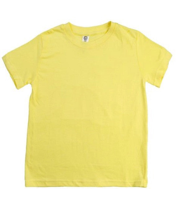 Zee Spot happy sun yellow t-shirt