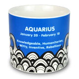 Jane Foster aquarius mug star sign text side