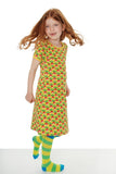 DUNS Sweden yellow radish dress