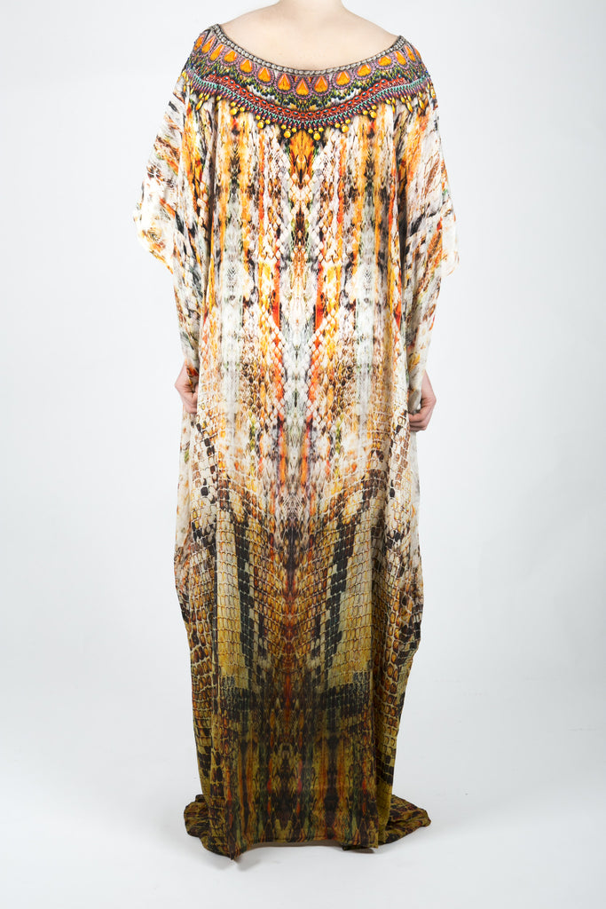 Embellished Kaftan Dress Design KC-SK70A-L