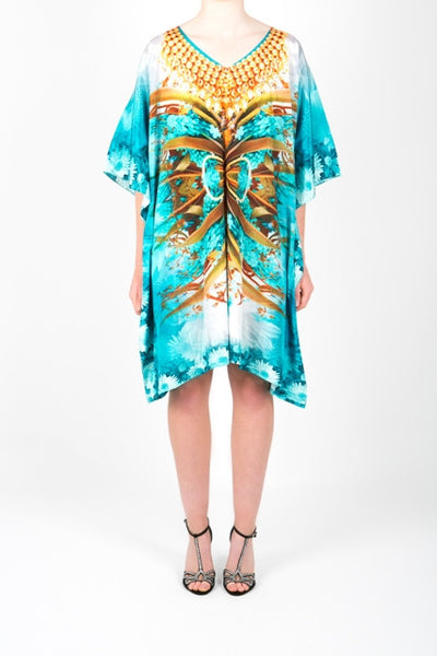 Embellished Kaftan Dress Design KC-KF070A-S