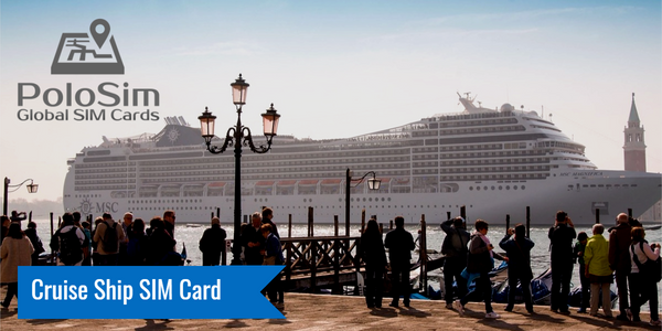 International SIM Card for Cruise Ships