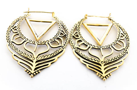 Shakti Ma Earrings - Blonde Vagabond
