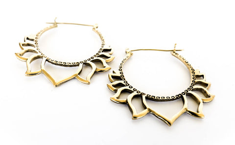 Yogini Earrings - Blonde Vagabond