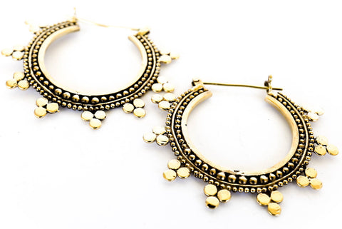 Nishta Earrings - Blonde Vagabond