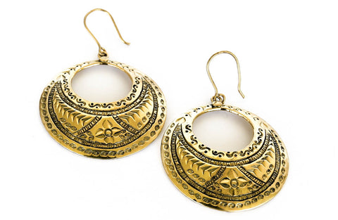 Yogini Earrings
