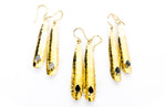 Dharma Earrings - Blonde Vagabond