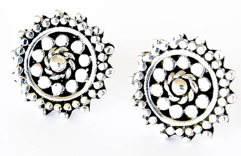 FlowerBurst Earrings