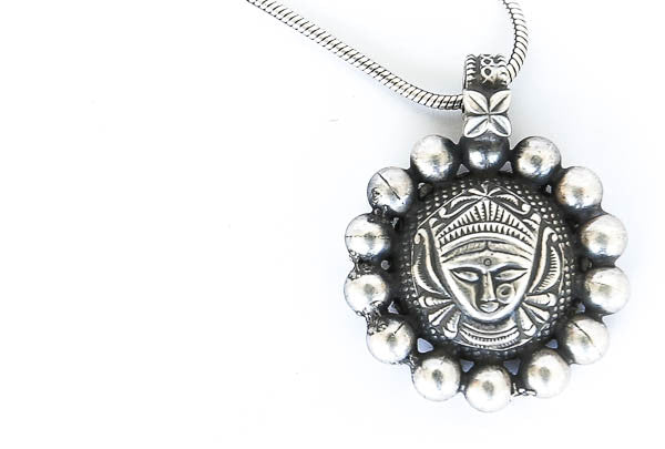 Shakti Ma Necklace - Blonde Vagabond