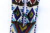 """Lalana"" Handmade Beaded Tribal Necklace - Blonde Vagabond"