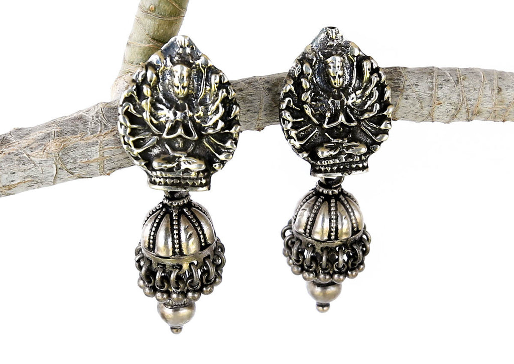 Shakti Ma 10,000 Arms Earrings - Blonde Vagabond