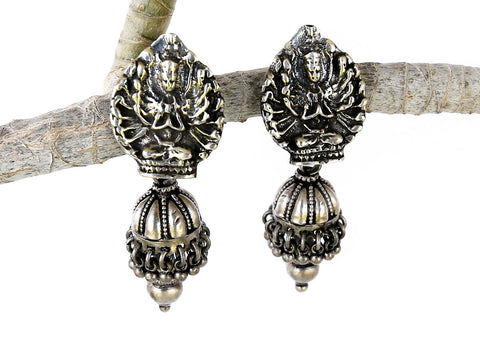 Tibetan Queen Earrings