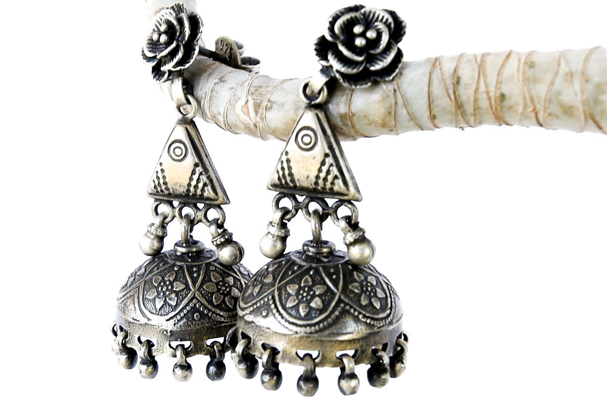 Indian Wedding Night Earrings - Blonde Vagabond