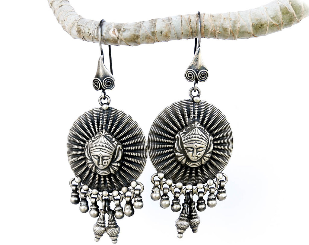 Durga Earrings - Blonde Vagabond