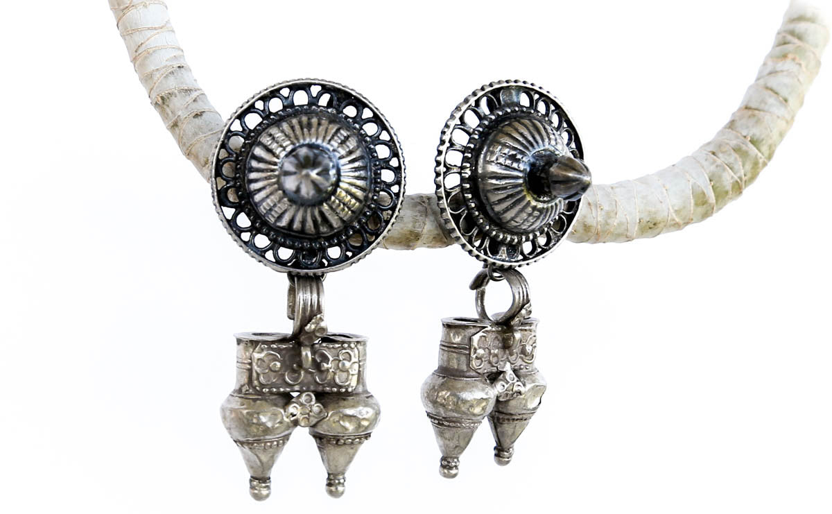 Vajra Ma Earrings - Blonde Vagabond