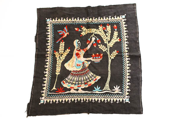 Radha Handstitched Altar Cloth - Blonde Vagabond