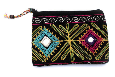 Night Visions Tribal Clutch - Blonde Vagabond
