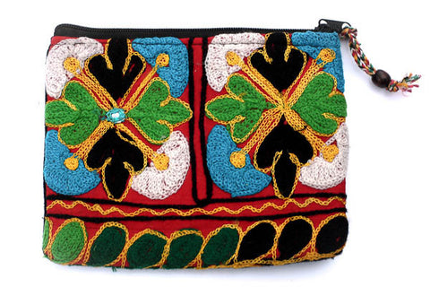 Night Visions Tribal Clutch