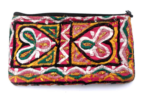 Celebration Tribal Clutch - Blonde Vagabond