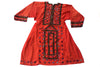 HAND EMBROIDERED BALOCHI/AFGHANI TRIBAL DRESS - AUTUMN KISS - Blonde Vagabond