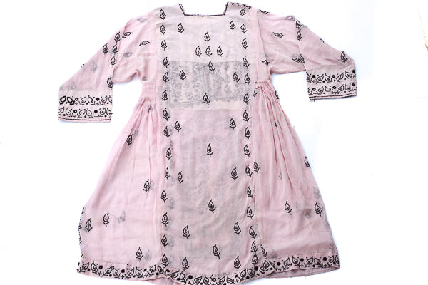 HAND EMBROIDERED BALOCHI/AFGHANI TRIBAL DRESS - CARNIVAL RIDE - Blonde Vagabond