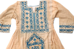 HAND EMBROIDERED BALOCHI/AFGHANI BOHO DRESS - PRIESTESS - Blonde Vagabond