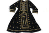 HAND EMBROIDERED BALOCHI/AFGHANI BOHO DRESS - SHADOW WORKER - Blonde Vagabond