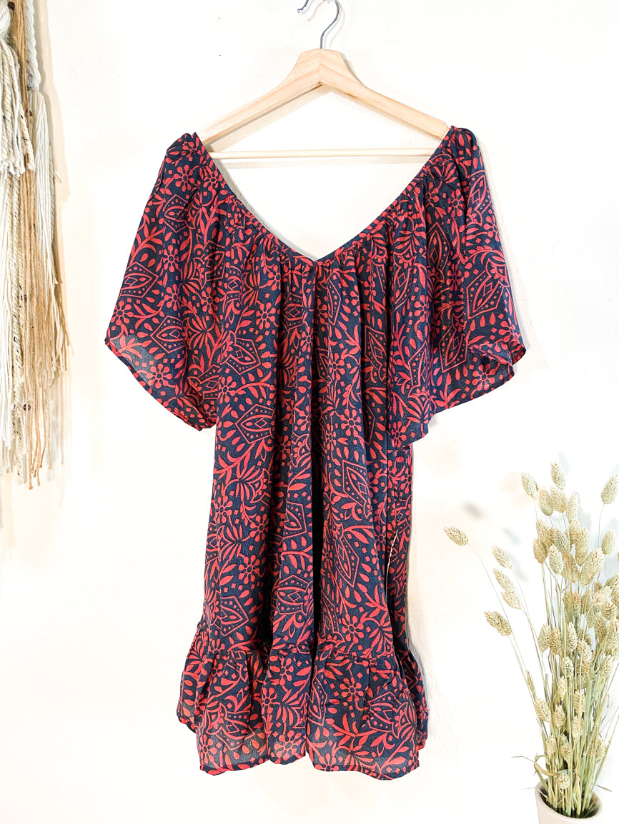 Lalita Dress - Bohemian Brunch