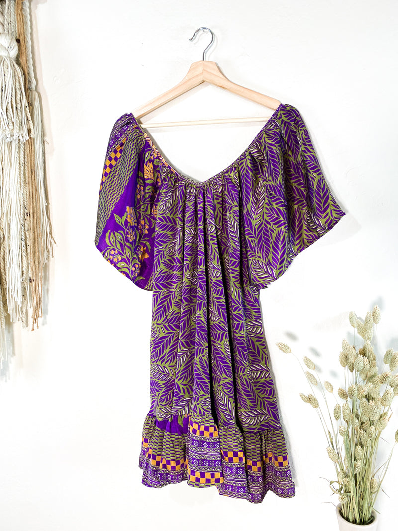 Lalita Dress - Na Floresta