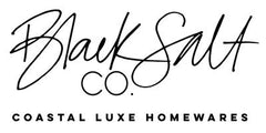 Black Salt Co Coastal Luxe Homewares Logo