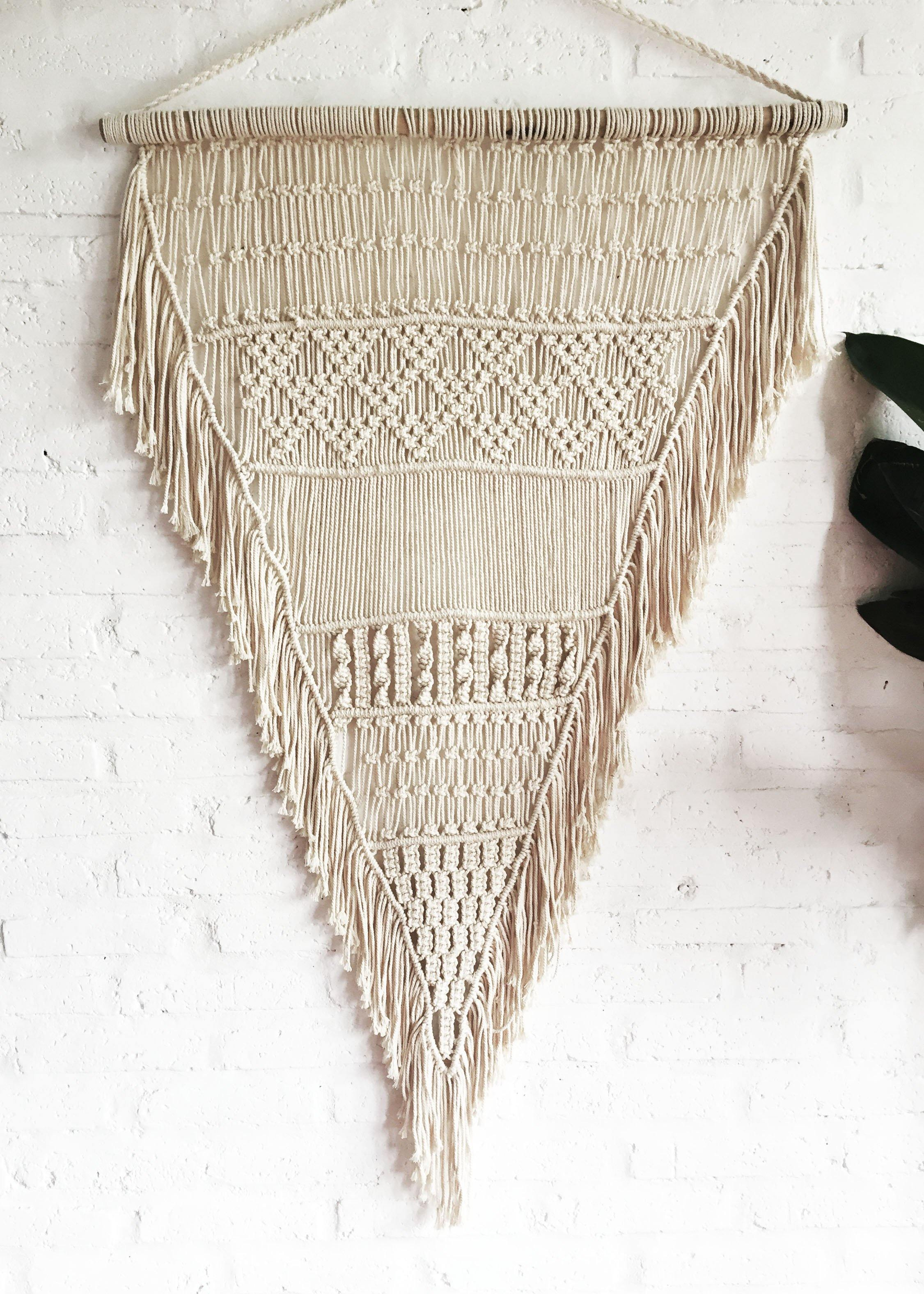 THE BERMUDA MACRAME - Black Salt Co