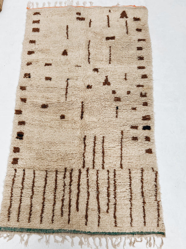 THE AZUL RUG -coastal luxe, moroccan, vintage - Black Salt Co
