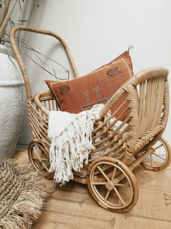 THE LUNA PRAM - Black Salt Co Coastal Luxe Homewares and Decor