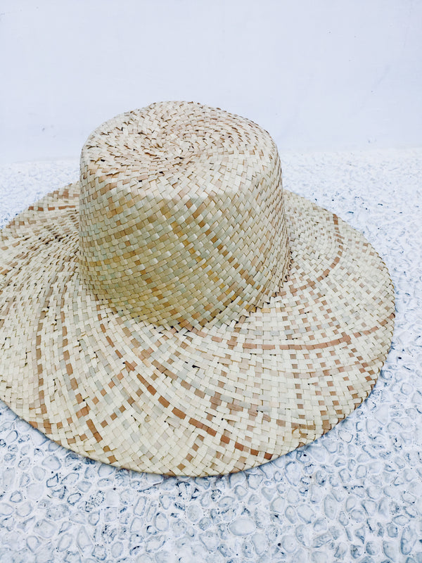 THE SUNDAZE HAT - Black Salt Co Coastal Luxe Homewares and Decor