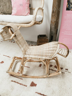 THE BAHA ROCKER - Black Salt Co Coastal Luxe Homewares and Decor