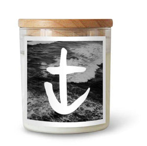 THE ANCHOR CANDLE