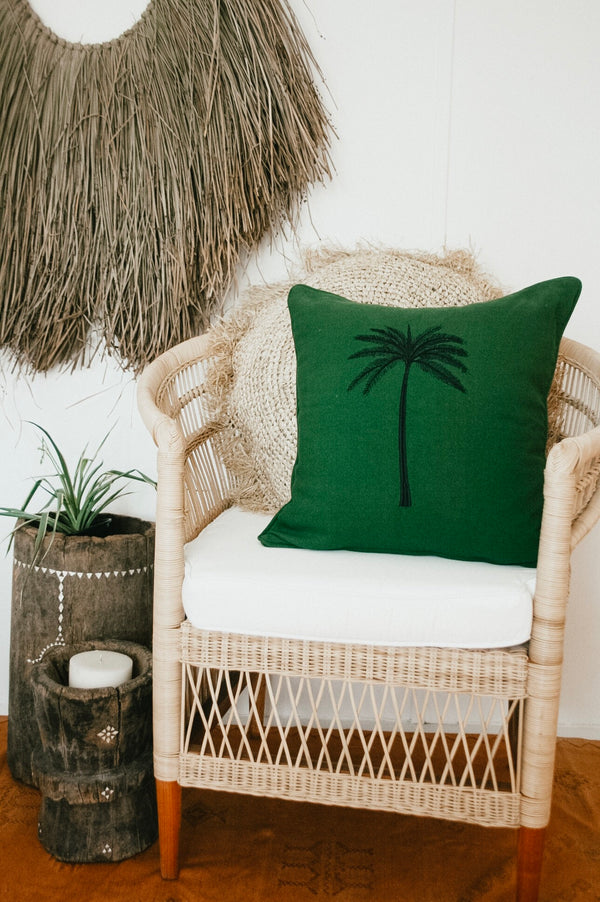 THE OASIS CUSHION - Black Salt Co Coastal Luxe Homewares and Decor