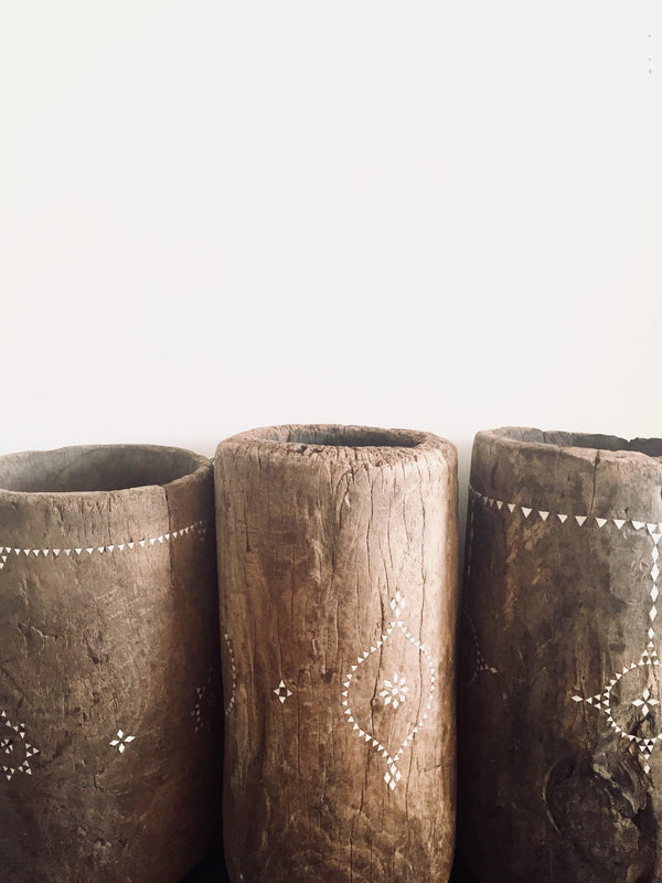 THE BORA BORA STOOLS - Black Salt Co Coastal Luxe Homewares and Decor